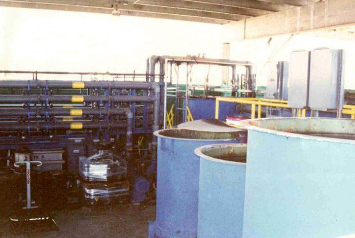 Petrotech Pompano Water Treatment Plant