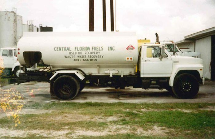 Central FL Fuels Truck