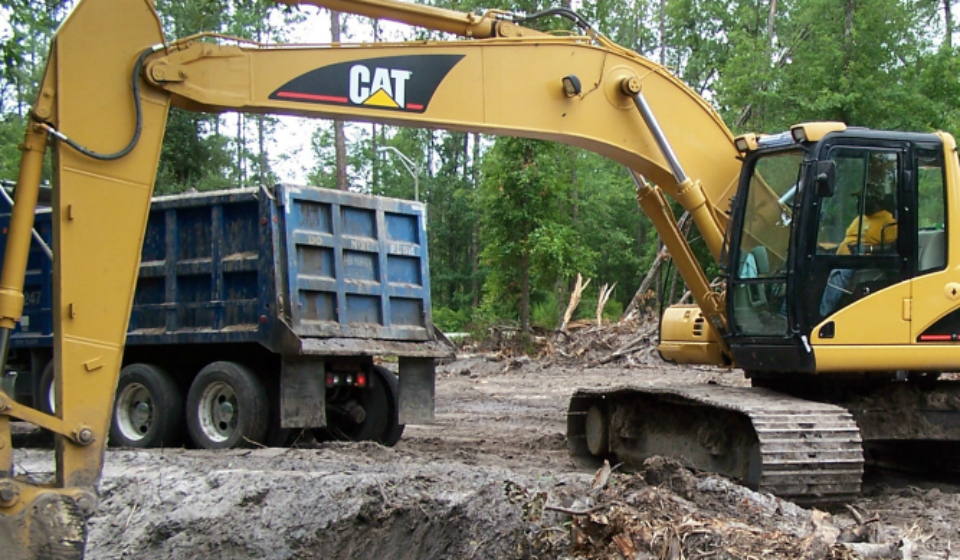 Environmental services - Excavation