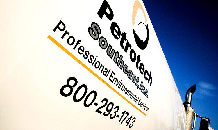 Petrotech truck